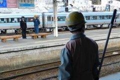 Curățător de tren