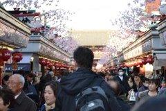 Strada Nakamise-dori