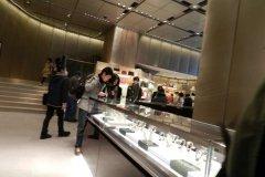 Shopping în Ginza