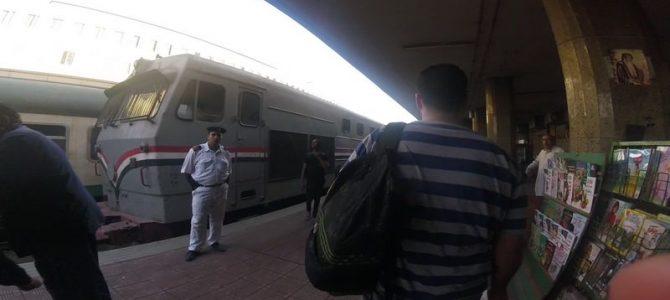 Cu trenul în Egipt. Spre Aswan și Luxor birjar! (2)