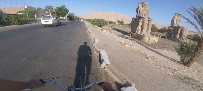 Cu bicicleta spre Valea Regilor și uimit de Templul Karnak din Luxor (4)
