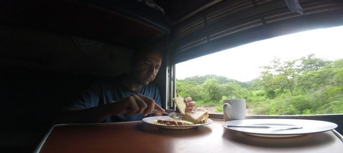 Cu trenul Tazara din Dar Es Salaam înspre Zambia (4)