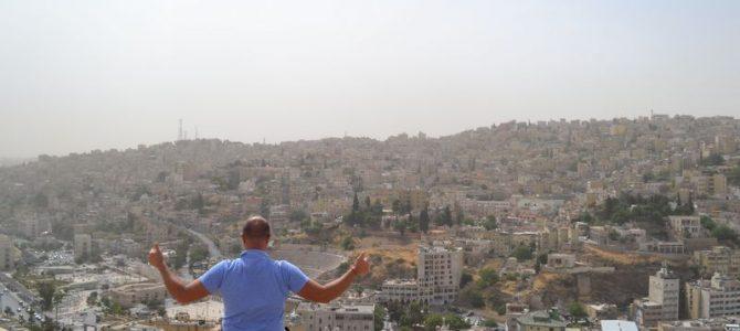 Ce am reușit să vedem în Amman, capitala Iordaniei? (2)