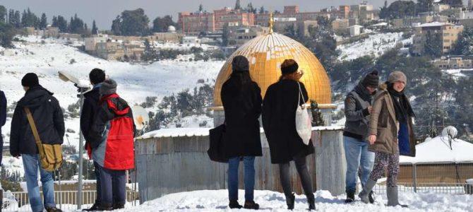 Pentru prima dată în Israel o scurtă introducere despre itinerariu (ep1)