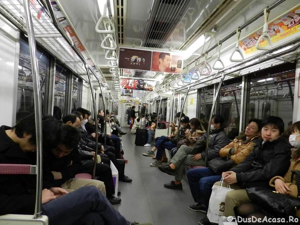 Transport în Tokyo