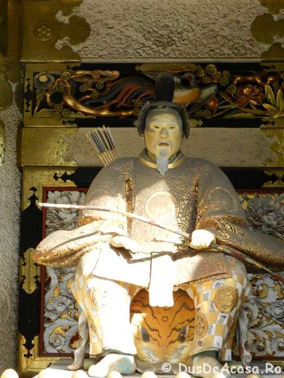 Nikko - la mormântul Shogunului