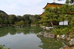 Templul Kinkaku-ji