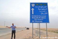Iordania în deșertul estic