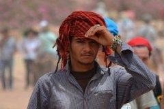 Beduin din Petra