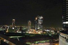 Osaka noaptea.