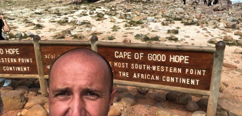 Legendarul drum din Cairo în Cape Town, patru luni în Africa (1)