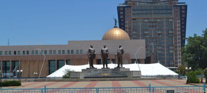 Gaborone – uniți, mândri și bogați? (3)