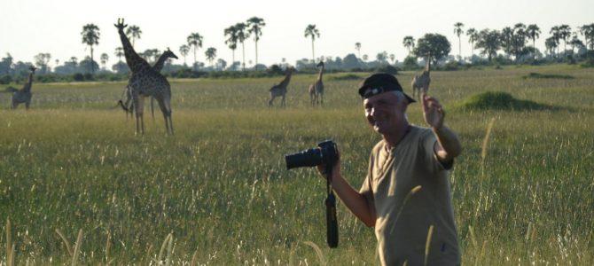 Plimbare cu mokoro și pe jos în Delta Okavango (2)