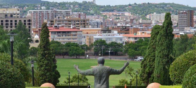 Pretoria – prima întâlnire cu Africa de Sud (1)