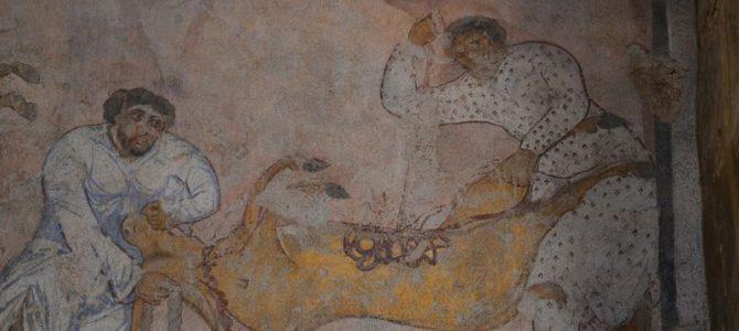 Femei dezbrăcate, dansuri și vânătoare – Eastern Desert Castles (4)