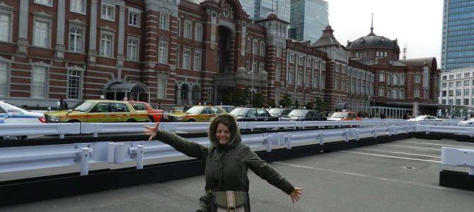 Tokyo Station, Palatul Imperial, Yasukuni si Ginza (24)